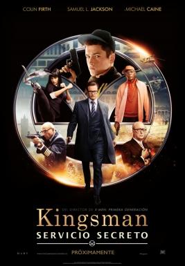 Kingsman Servicio Secreto_Poster (710x1024)