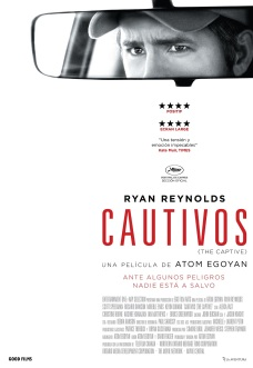 Cartel CAUTIVOS