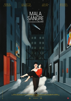 Poster MALA SANGRE A4 (724x1024)