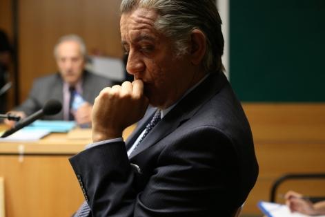Pedro Casablanc en 'B' / Álvaro García Coronado