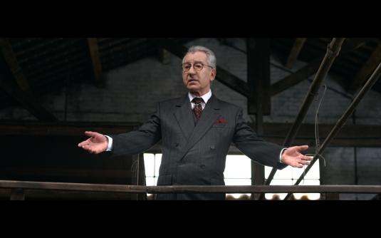 José Sacristán en una escena de 'Vulcania'