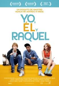 Yo, Él y Raquel_Poster