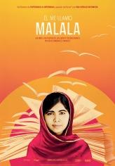 Él Me llamó Malala_Poster