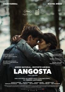 Poster LANGOSTA_A4