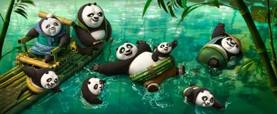 Insertos cine- Kung Fu Panda 2