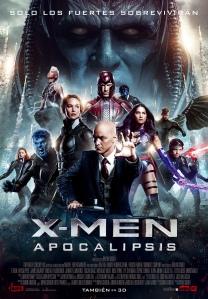 XMen Apocalipsis_Poster Final