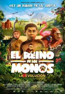 cartel el reino de los monos