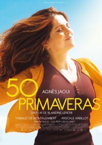 50 primaveras crítica póster cartel