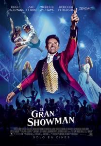 El Gran Showman_Poster Final