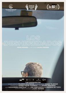 los desheredados, Laura Ferrés, póster cartel