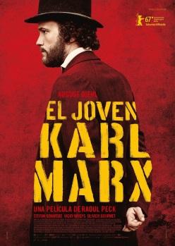 Cartel El joven Karl Marx.jpg