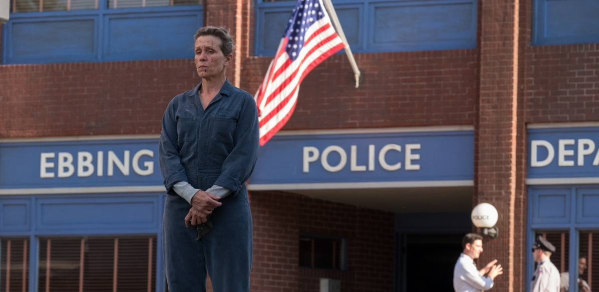 Tres anuncios en las afueras (Three Billboards Outside Ebbing, Missouri)
