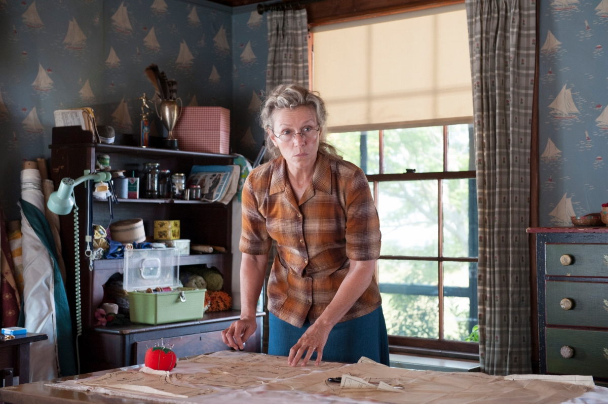 Mujeres inusuales (o por qué rescatar la miniserie 'Olive Kitteridge')