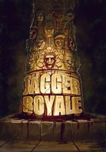 Jägger royale póster cartel