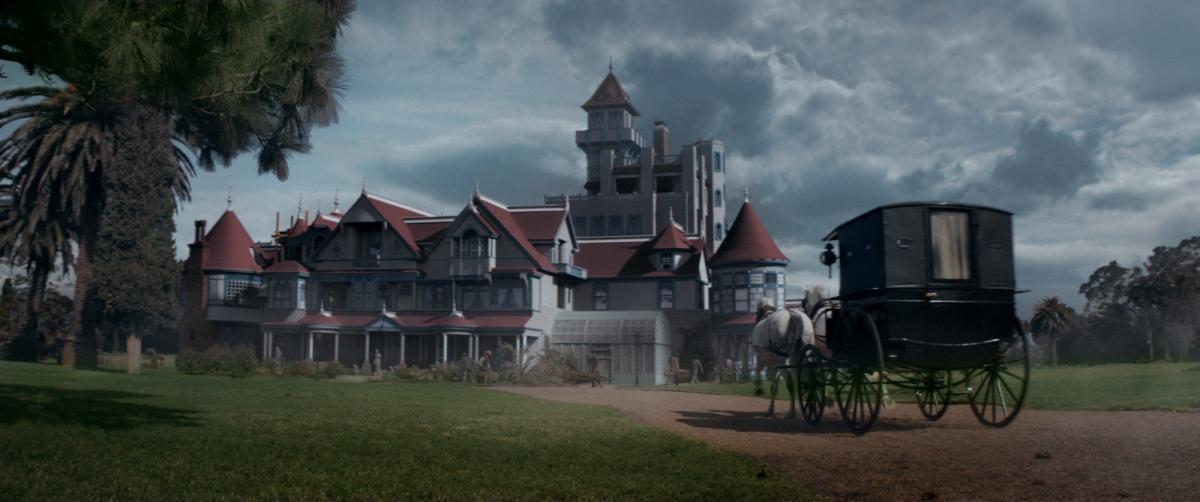 Winchester: la casa que construyeron los espíritus (Winchester)