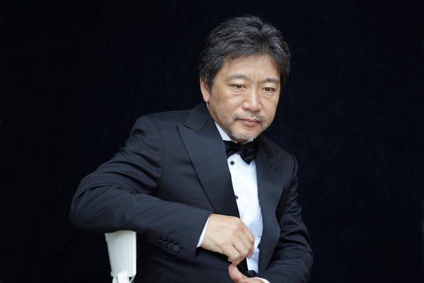 hirokazu kore-eda palma de oro en Cannes