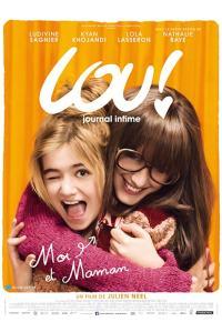 el diario de Lou póster cartel