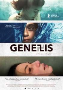 Genezis poster cartel