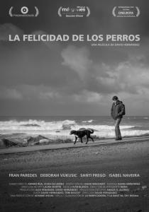 la felicidad de los perros póster cartel