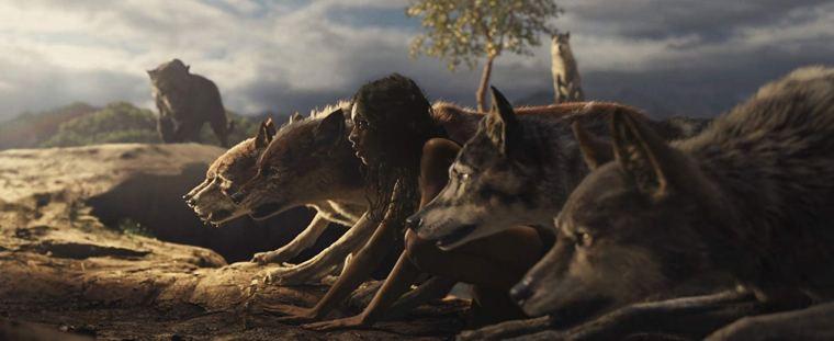 Mowgli: la leyenda de la selva crítica Insertos