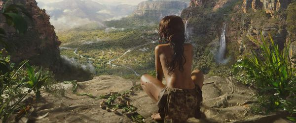 Mowgli: la leyenda de la selva crítica