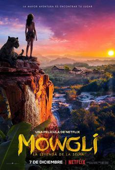 Mowgli: la leyenda de la selva póster cartel crítica Insertos