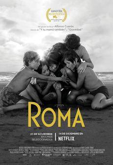 Roma crítica Insertos poster cartel