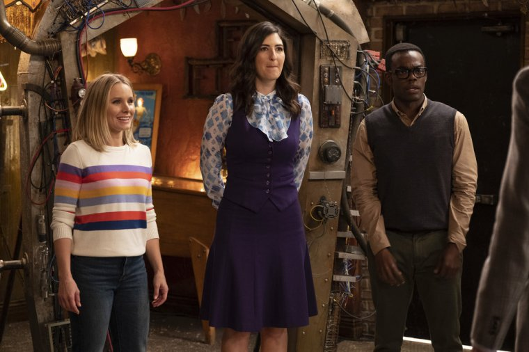 The Good Place crítica