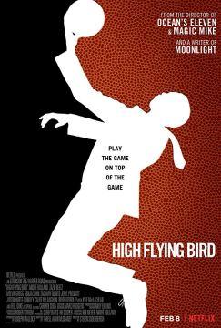 High Flying Bird crítica Insertos
