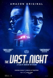the-vast-of-night-critica-insertos-poster-cartel